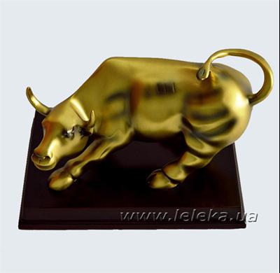 Изображение статуэтка быка
