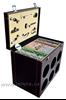 Изображение набор для покера и вина на 6 бутылок