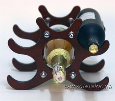 Изображение Подставка для вина на 6 бутылок