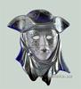 Изображение керамическая маска