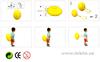 Изображение детский надувной буёк