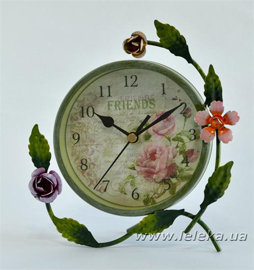 """Изображение настольные часы """"Friends"""""""