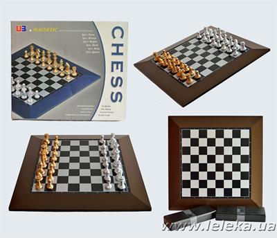 Изображение Магнитные шахматы