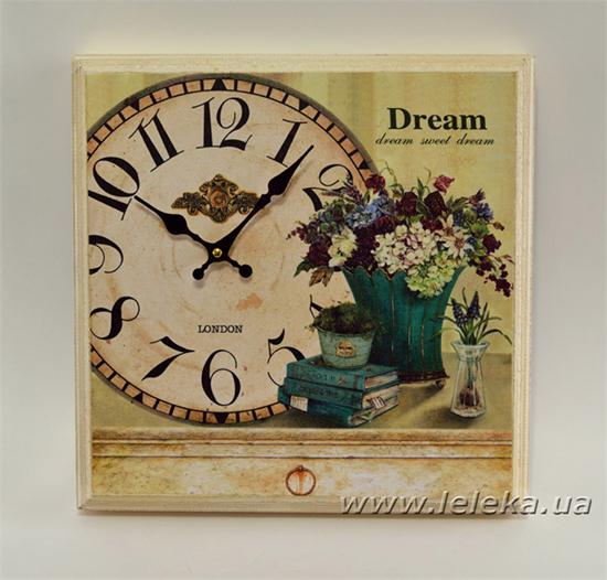 """Изображение настенные часы """"Dream"""""""