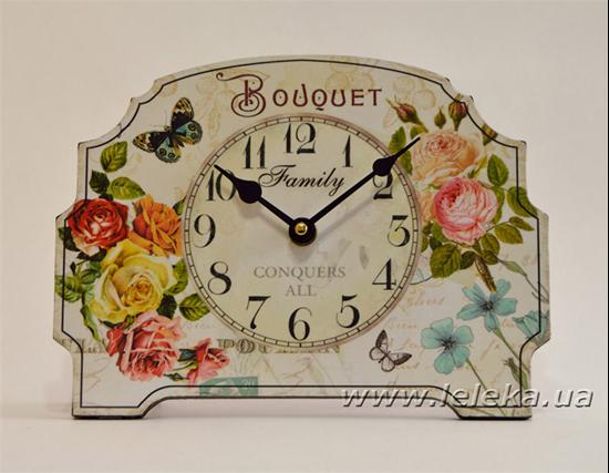 """Изображение настольные часы """"Bouquet"""""""