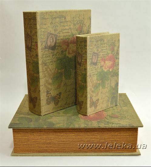 Изображение набор деревянных шкатулок