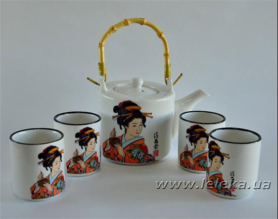 Изображение чайный набор