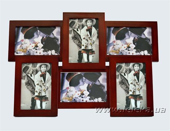 Изображение Фоторамки в наборе