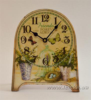 """Изображение настольные часы """"Time"""""""