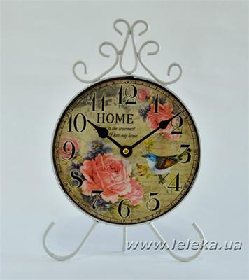 """Изображение настольные часы """"Home"""""""