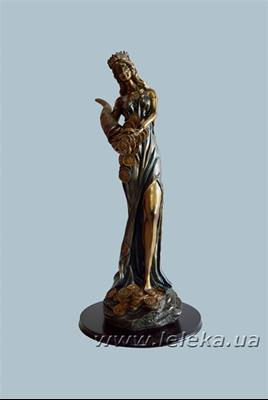 Изображение статуэтка Фортуны 28 см