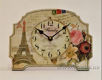 """Изображение настольные часы """"la tour Eiffel"""""""