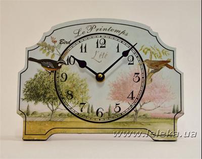 """Изображение настольные часы """"Le Printemps"""""""