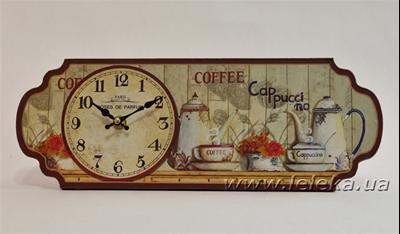 """Изображение настольные часы """"Coffee"""""""