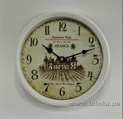 """Изображение настенные часы """"France"""""""