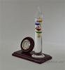 Изображение настольный гигрометр и термометр Галилея