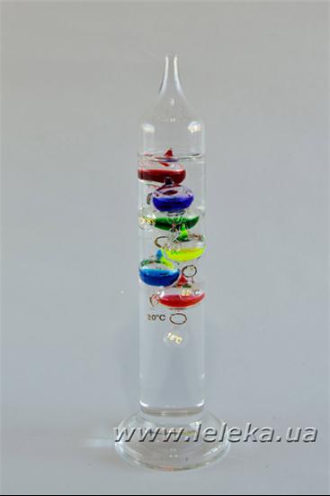 Изображение термометр Галилея
