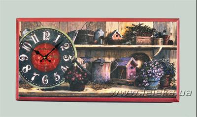 """Изображение настенные часы """"Garden"""""""
