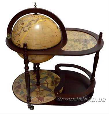 Изображение Глобус бар напольный со столом