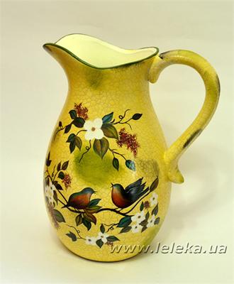 Изображение керамический кувшин