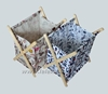 Изображение корзина-раскладушка, в ассортименте